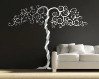 Vinyl Wall Art Tree decal TANGO