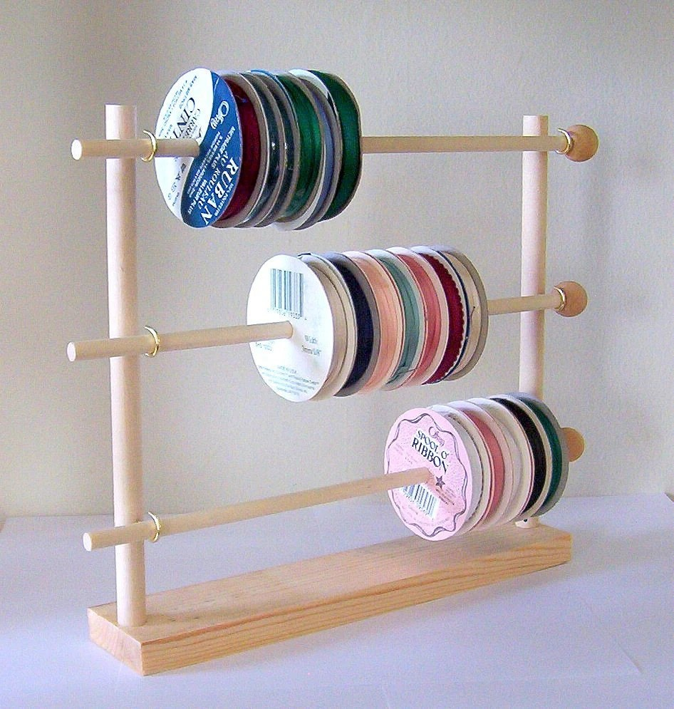 Diy Wire Spool Rack - Lovequilts