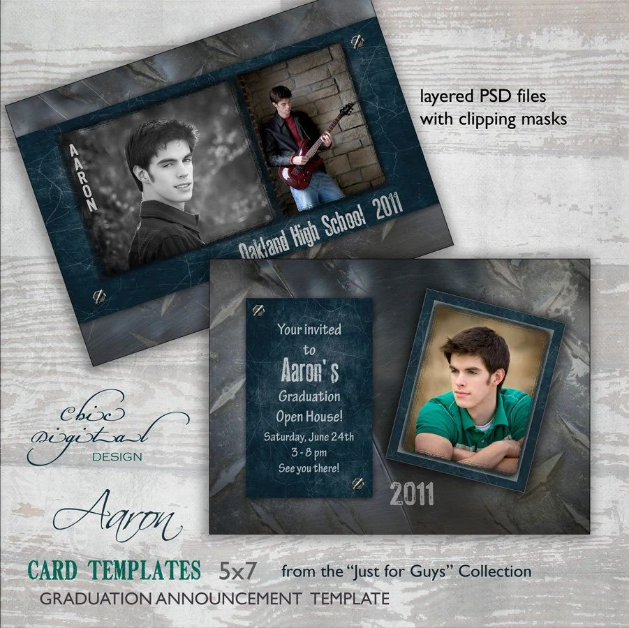 free announcement cards