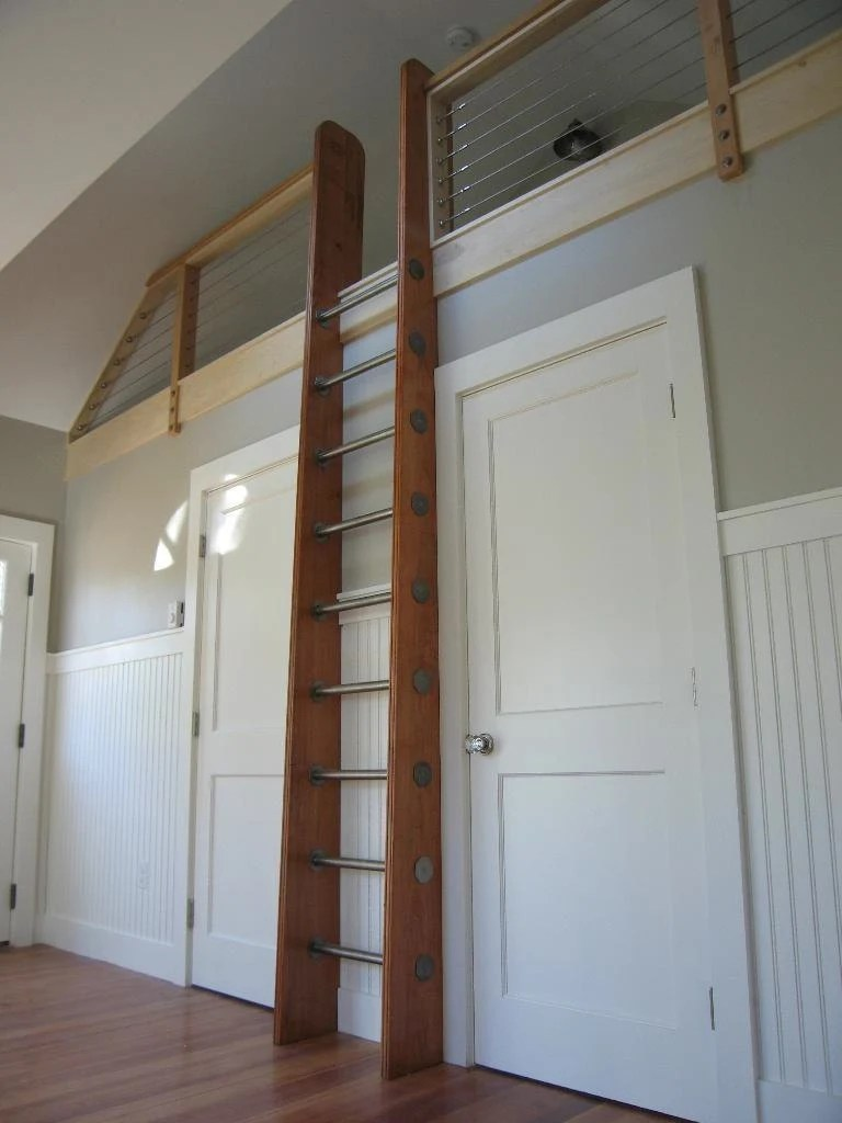 Items Similar To Ship39s Ladder For Loft Library Attic