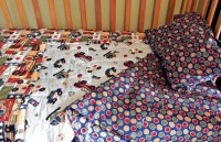 Toddler Bedding Set Boys Rescue Police Fire by ...