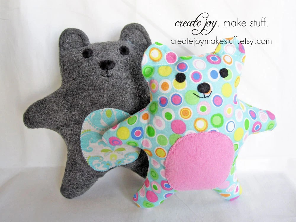 Toddler Stroller Toy Items Similar To Baby Bear Sewing Pattern Pdf Printable