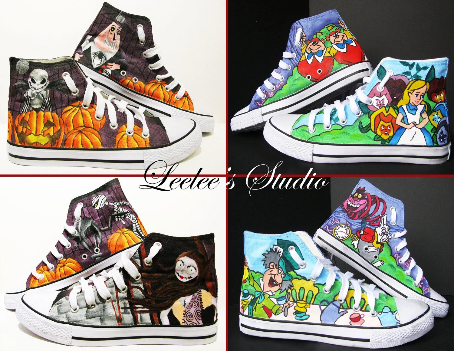 Items Similar To Design Your Own Custom Shoes On Etsy