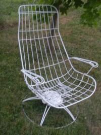 Vintage Homecrest Patio Furniture For Sale ...
