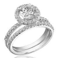 Wedding Rings Sets White Gold - Wedding Ideas