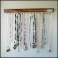 Necklace Holder Organizer Wall Mounted by krjewelrydisplays