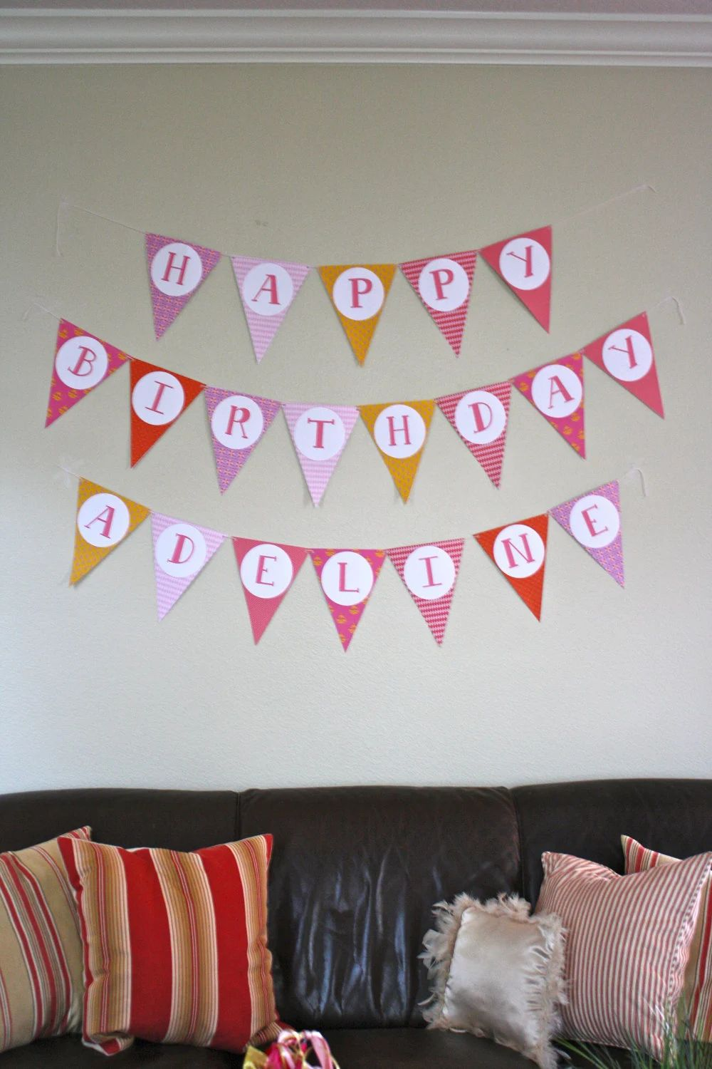 printable happy birthday sign