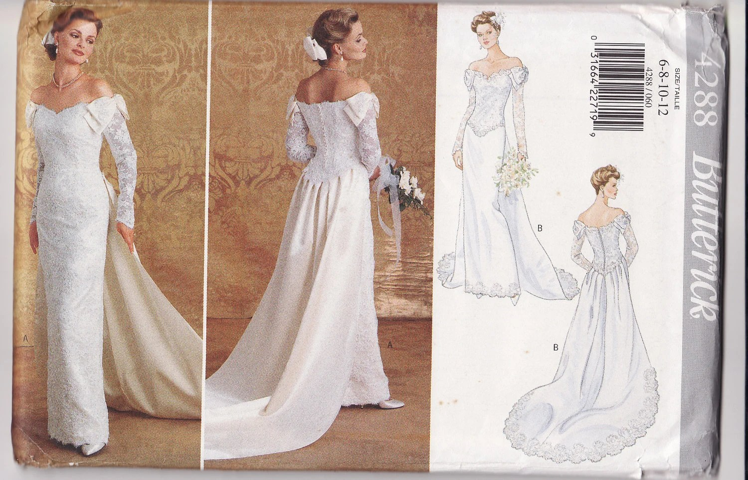 butterick bridal patterns qxubfRBuYP3GA k TdcqhkaUKHtpLklYGrA detachable wedding dress train WEDDING