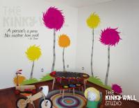Items similar to Children Wall Decals Wall Sticker - Lorax ...