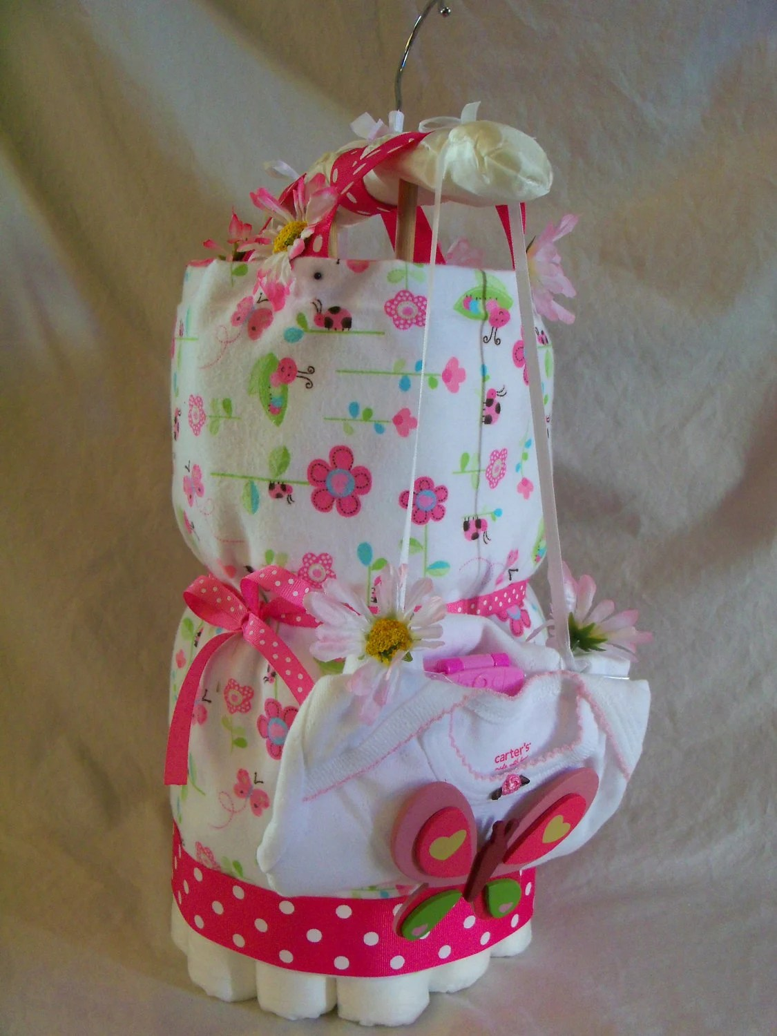 Baby Dolls Pics Baby Girl Diaper Dress An Adorable Baby Shower By Squirmyworms