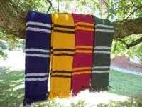 SALE Harry Potter inspired House Scarf: Gryffindor