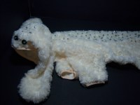 Special order custom made dog costume Falkor Special order