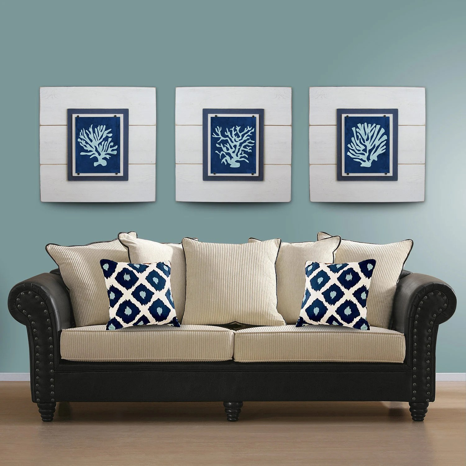 Framed Wall Art Sets Of 3 Chandeliers And Pendant Lights