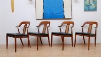 Mid Century Danish Modern Bentwood Walnut Sculptural by ...