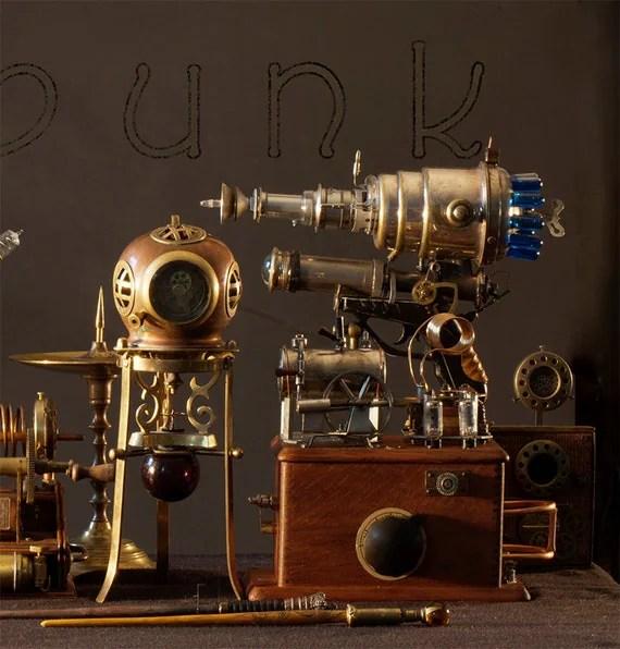 Wallpaper Engine Gun Anime Girl Items Similar To This Is A Print Steampunk Steam Punk