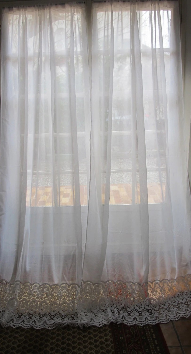 French Lace Curtains Lace Curtains Deals On 1001 Blocks