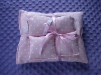 Lavender Scented Pillow Sleep Mask and Sachet Set by ...