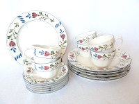 French Country Nikko Provincial Designs Avondale Dinnerware
