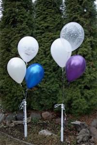 Balloon Holders Outdoor Balloon Holders Wedding by ...