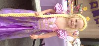 Rapunzel Braid Tangled party Tangled Hair piece by ...