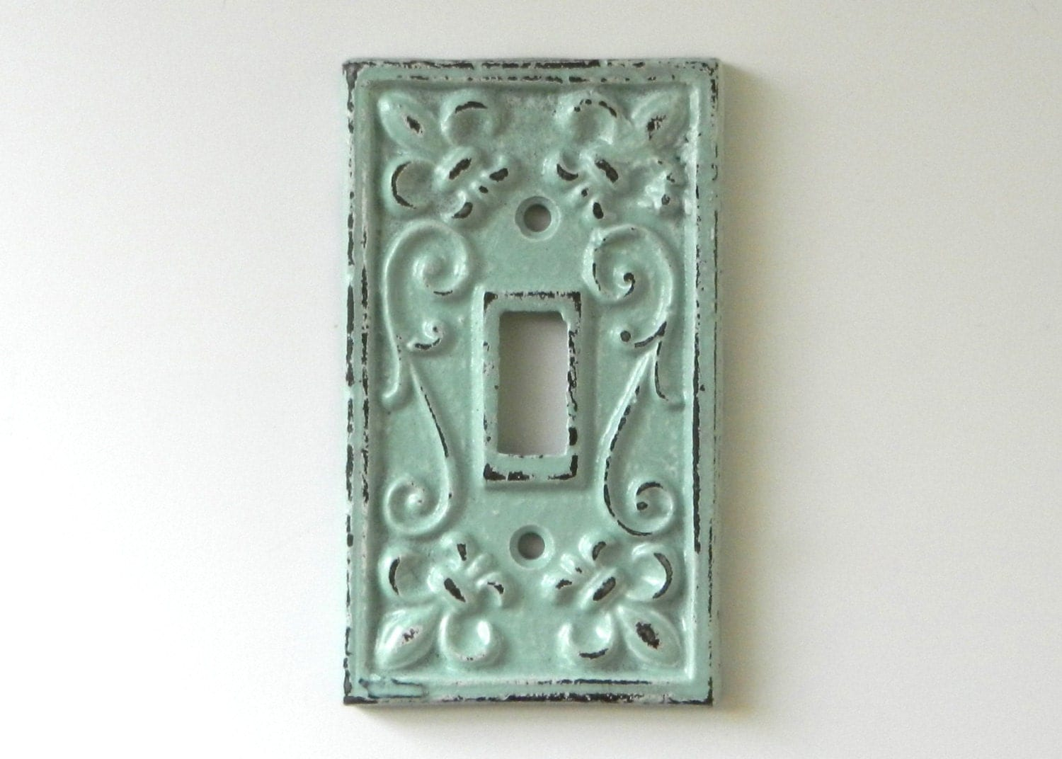 Ornate Switch Plates Shabby Chic Switchplate Cover Decorative Light By