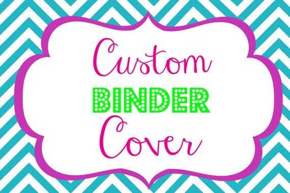 Printable English Binder Cover - english binder cover