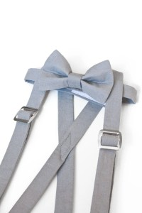 Little Boys Suspenders Set Suspenders Bow Tie Set Toddler