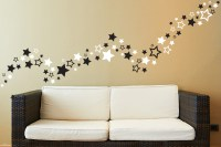 80 Star Wall Decals Stars Wall Decals Decals Star