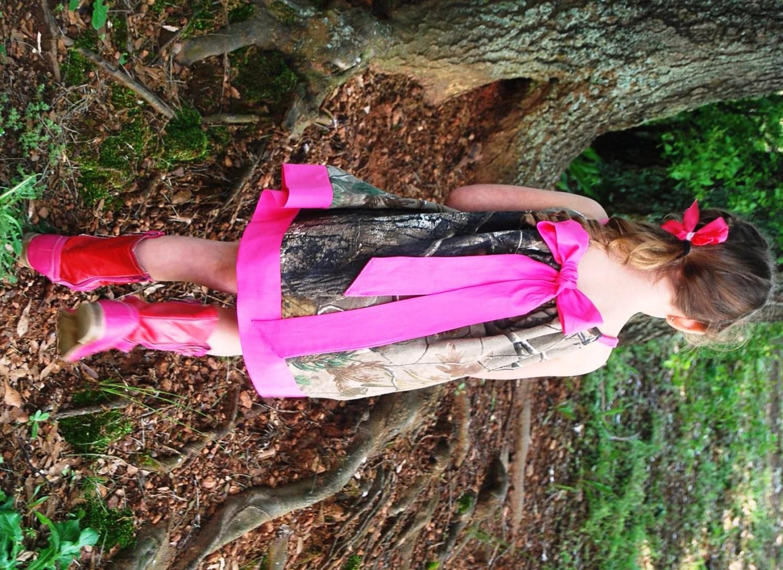 camo flower girl dress handmade from pink camo wedding dresses zoom