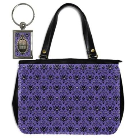Haunted Mansion Purse handbag bag etsy Walt Disney World