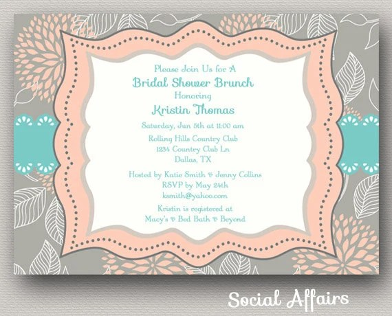 breakfast invitation templates - Militarybralicious - lunch invitation templates