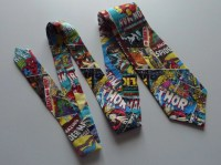 Ready to ship Superhero Ties Men's by CreationsBySBDesigns