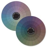 Color Wheels Cool Earthtone Color Wheels Eye For Color
