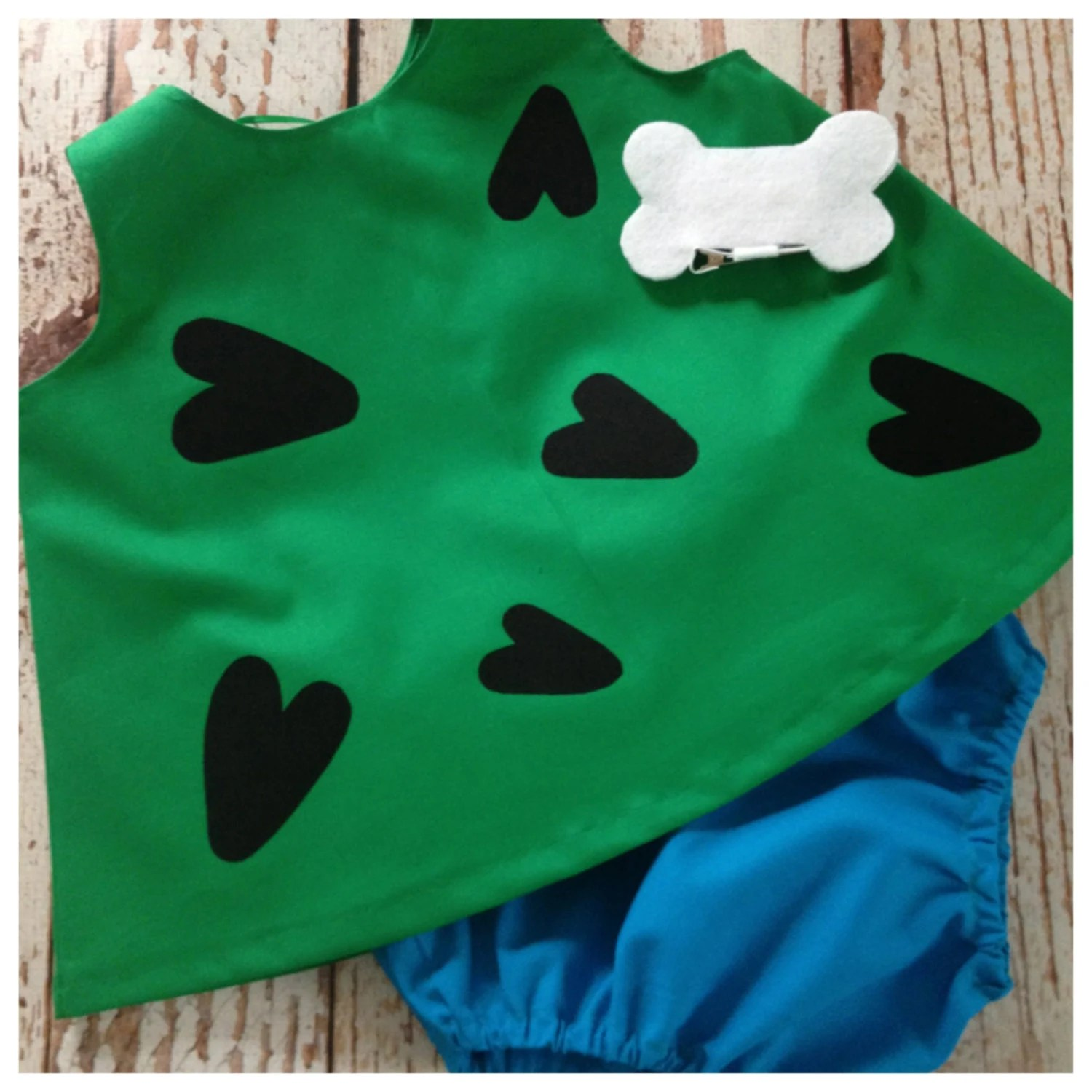 Pebbles Costume Infant Toddler 6m To 3t