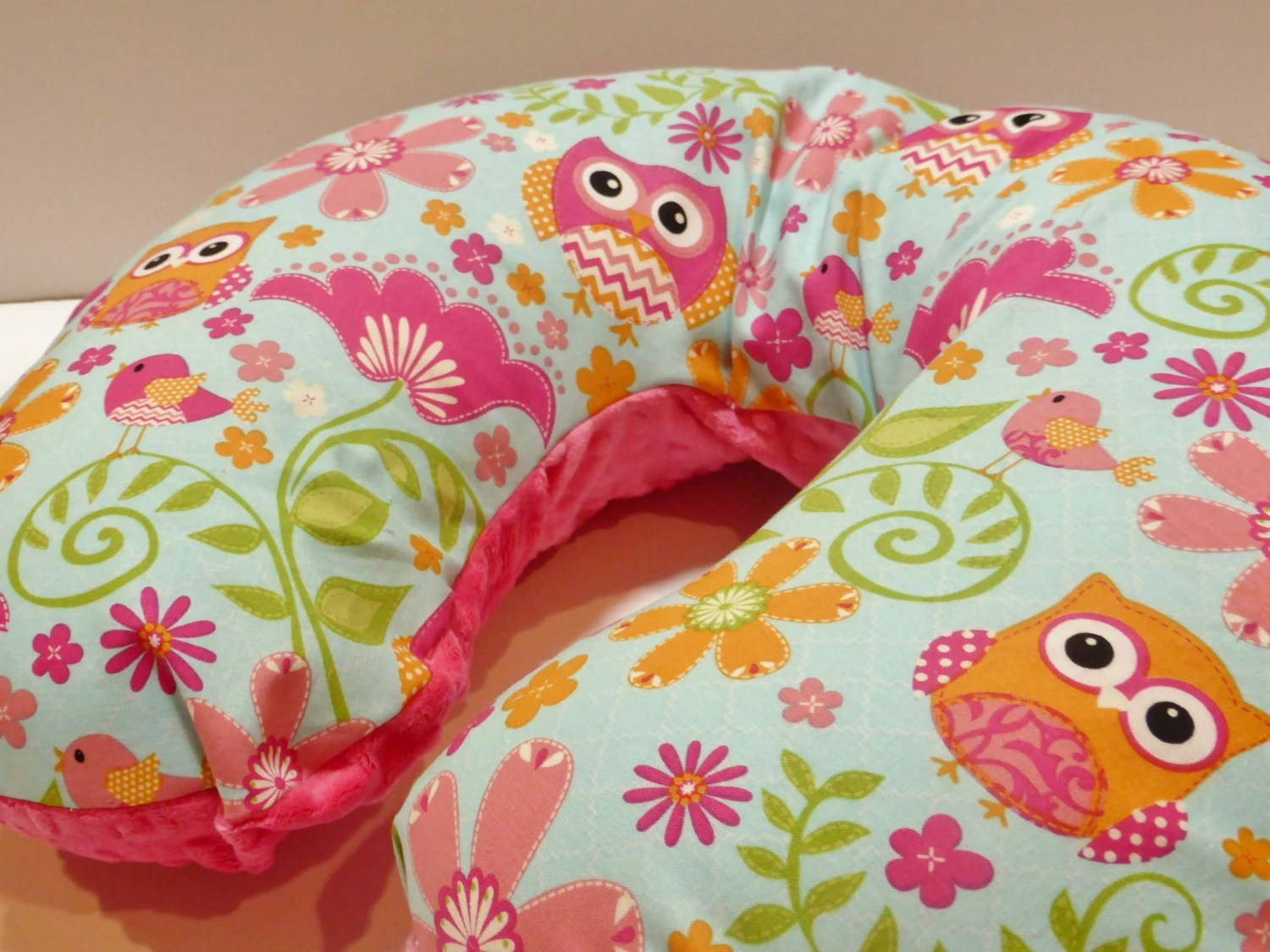 Boppy Cover Nursing Pillow Cover Baby Girl By Myraggyobsession