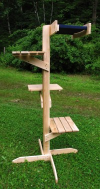 Popular items for cat perch on Etsy