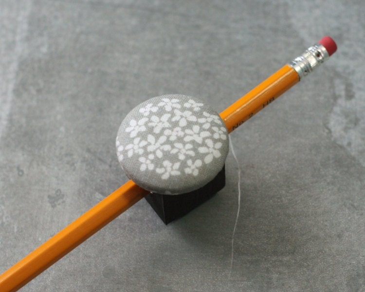Magnetic Pen Pencil Or Chalk Holder Limited Design Small