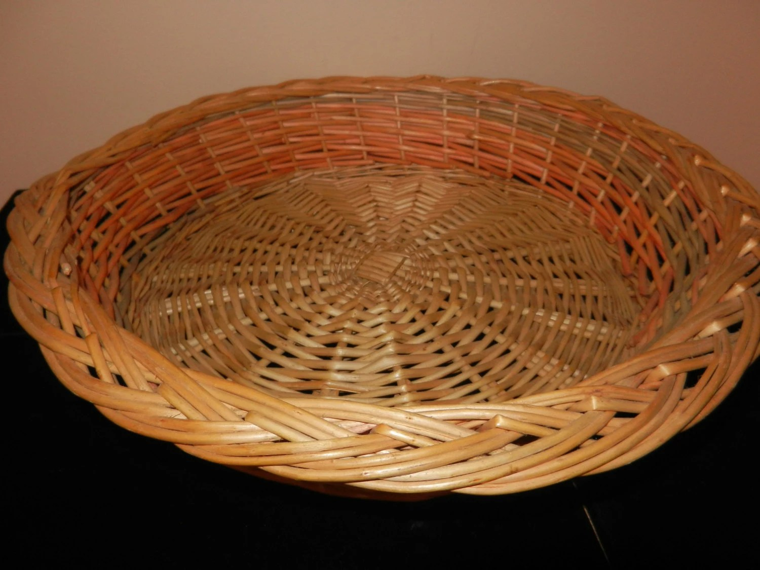 Designer Fruit Basket Basket Woven Basket Decorative Baske Fruit Baskett