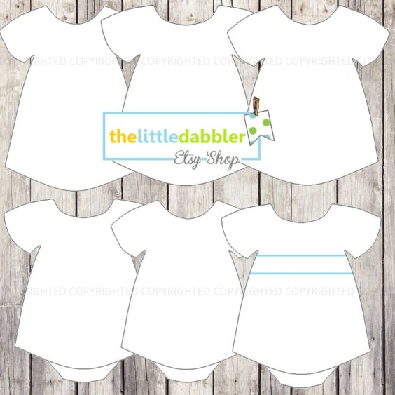 Baby Girl Dress Templates from thelittledabbler.com