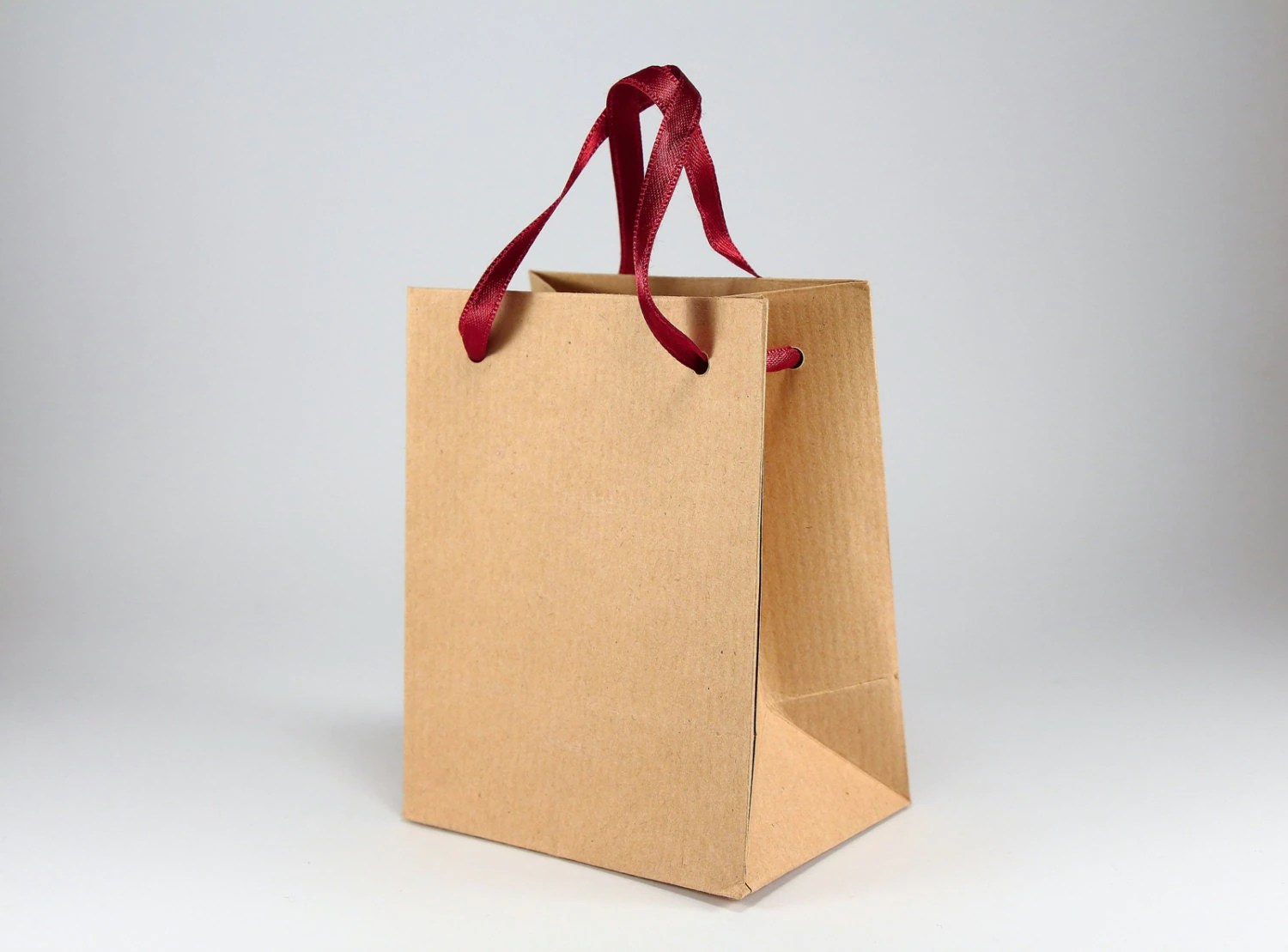 Brown Paper Bags With Handles Kmart 10 Natural Brown Paper Bags With Handles Extra Small