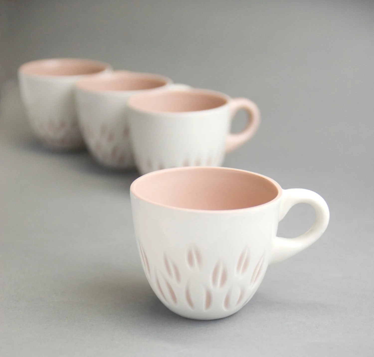 Interesting Coffee Cups Porcelain Cup Coffee Tea Unique Handmade Serving