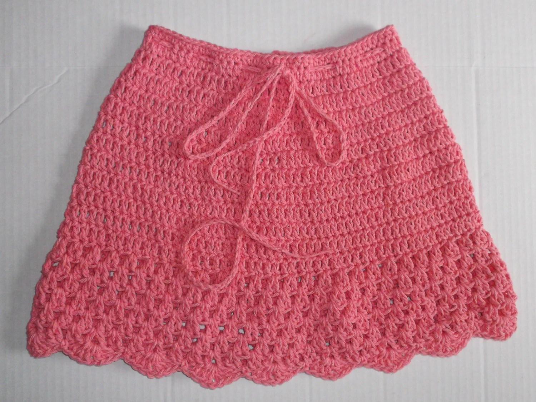 Crochet Skirts For Girls Teethcatcom