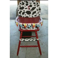 High Chair Cushions Wooden High Chair Pads Covers