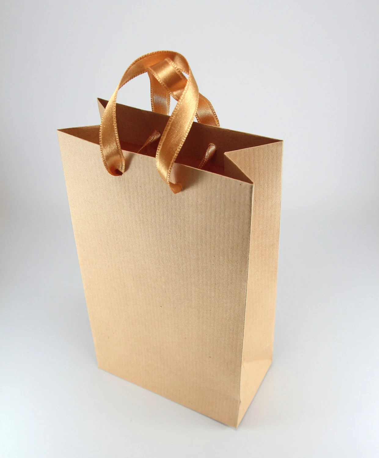 Brown Paper Bags With Handles Kmart 50 Paper Gift Bags W Handles Kraft Brown Paper Bags