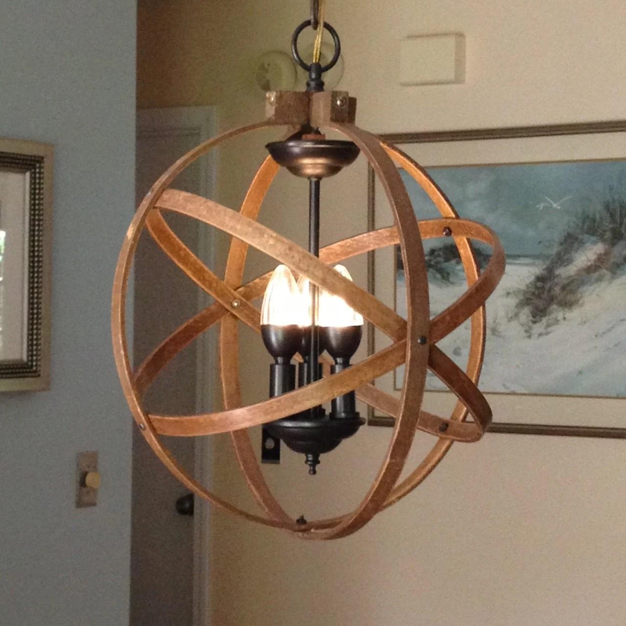 orb chandelier light 14 atomic light rustic pendant lighting kitchen Lighting Pendant Sphere Rustic Unique Hanging Dining zoom