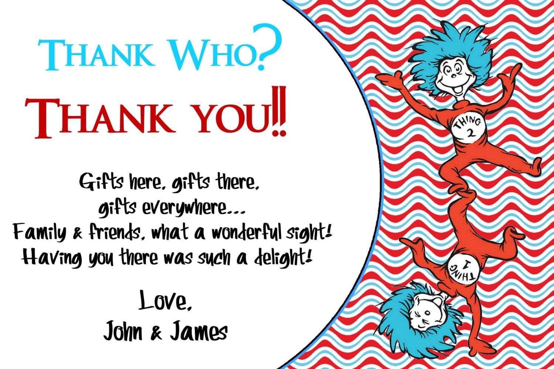 Dr. Seuss Friendship Quotes