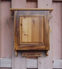 Hanging Jewelry Box
