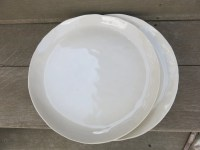 Individual Porcelain Ceramic Dinner Plate in by ...