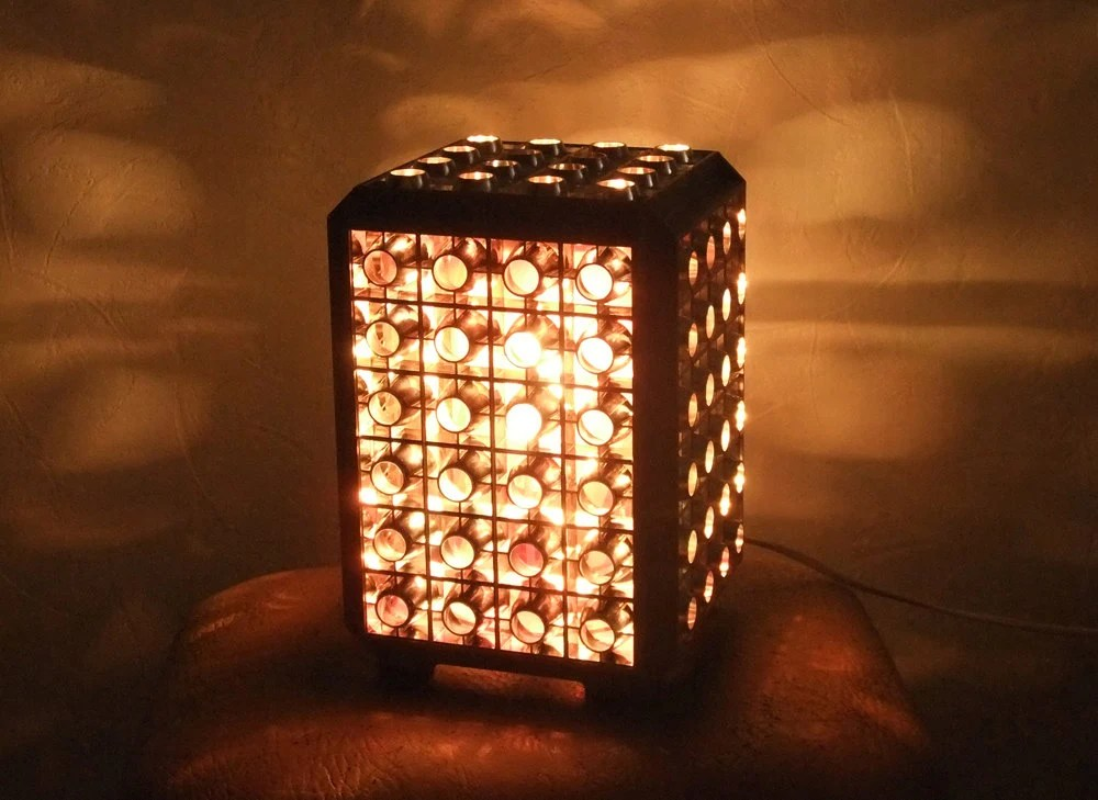 Nachtlampe Schlafzimmer Vintage Night Lamp With Moving Lights Bedroom Disco Lamp