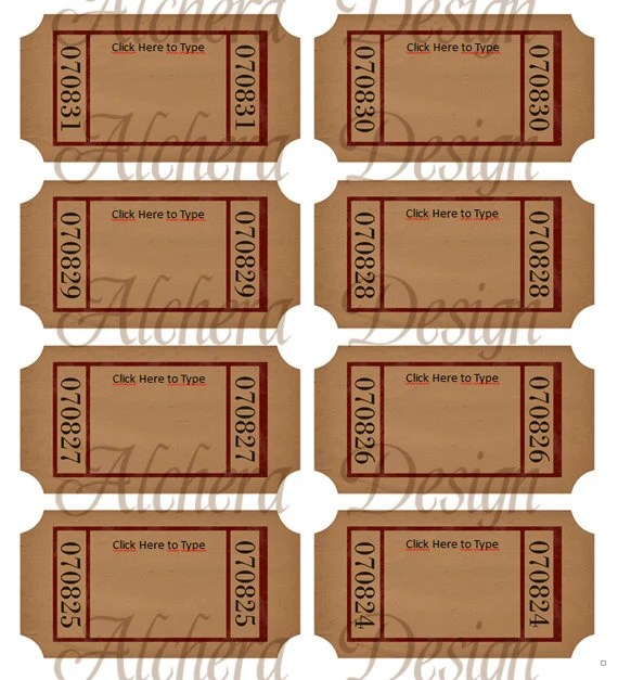 Blank love coupons templates / Blood milk coupon - blank coupon template